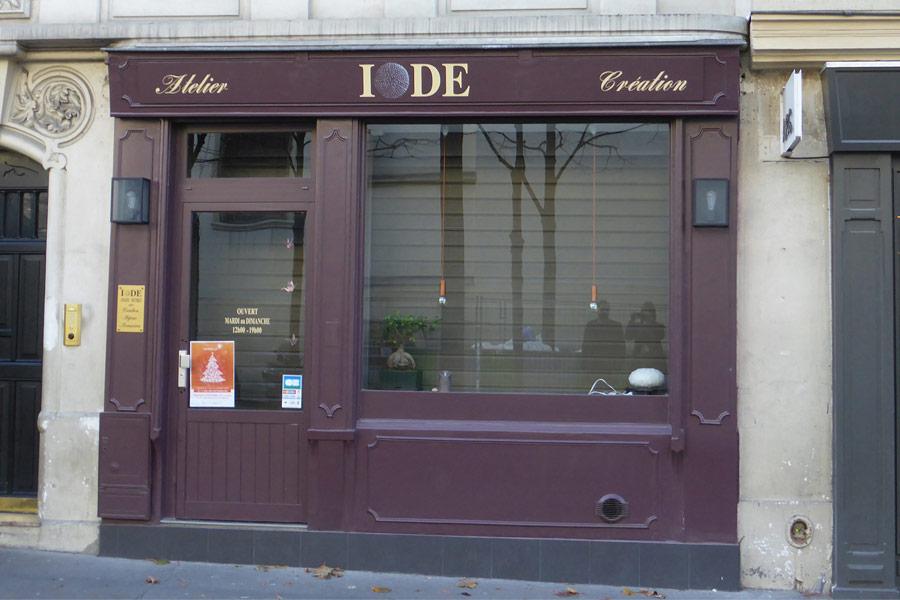 IODE - Place du Docteur Felix de Lobligeois Paris 17