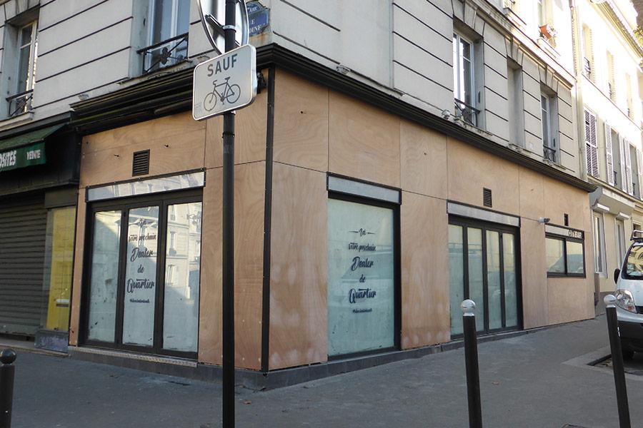 Dose Cafe - Place du Docteur Felix de Lobligeois Paris 17
