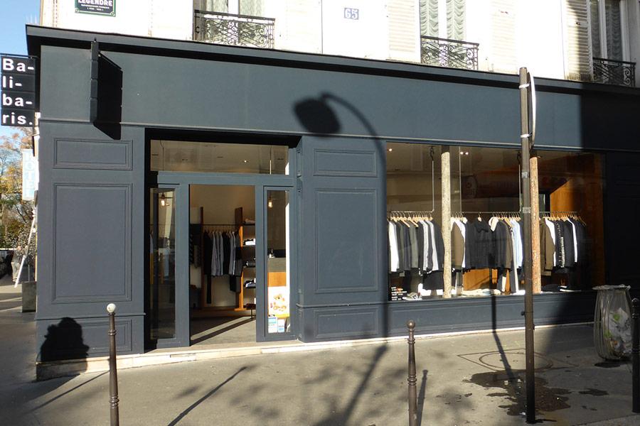 Balibaris - Place du Docteur Felix de Lobligeois Paris 17