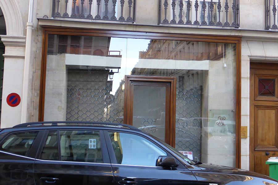 Gallerie Nast à Paris - Rue d'Alger Paris 1